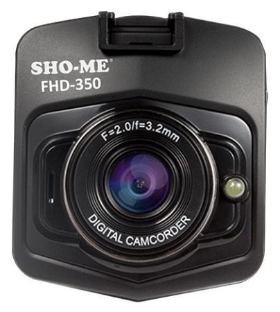Видеорегистратор Sho-Me FHD-350 2.4 1920x1080 120° G-сенсор HDMI microSD microSDHC