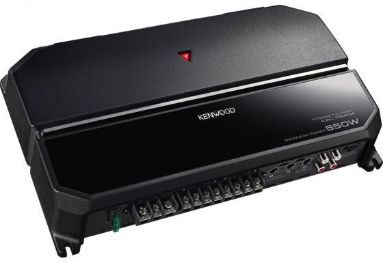 Усилитель звука Kenwood KAC-PS404 4-канальный цена в Москве и Питере