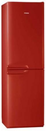 Холодильник Pozis RK-FNF-172R рубиновый холодильник pozis rk fnf 172 w b встроенные ручки черн накладки