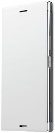 Чехол SONY SCSG10 для Xperia XZ Premium белый аксессуар чехол sony xperia xz premium