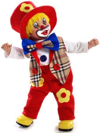 Кукла Arias Клоун 50 см мягкая Т59770 arias кукла клоун 38 см т59774