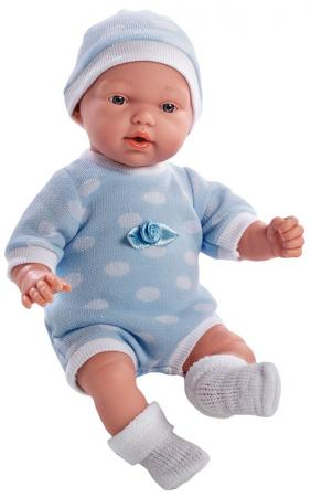 Кукла Arias Elegance в боди и шапке - Hanne 28 см плачущая кукла клоун arias 38см красный
