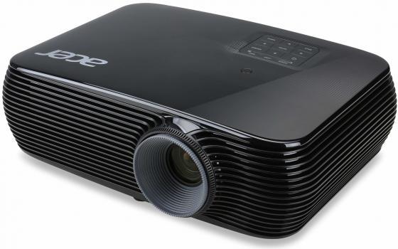 Проектор Acer X1226H 1024x768 4000 люмен 20000:1 черный MR.JPA11.001 проектор acer x1226h dlp 1024x768 4000 люмен 20000 1 черный mr jpa11 001