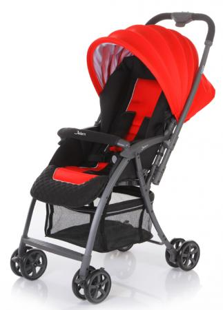 Коляска прогулочная Jetem Uno (red 16) коляска прогулочная jetem uno brown 16