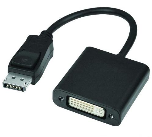 Фото - Переходник DisplayPort - DVI черный Orient C307 30307 переходник displayport m hdmi dvi i vga черный orient c309 30309