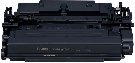 Картридж Canon 041H для i-SENSYS LBP312x черный 20000стр 0453C002 картридж t2 для hp tc h85a laserjet p1102 1102w pro m1132 m1212nf m1214nfh canon i sensys lbp6000 cartrige 725 1600 стр с чипом