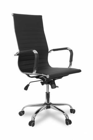 Кресло руководителя College CLG-620 LXH-A / XH-632ALX экокожа черный цена и фото