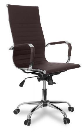Кресло руководителя College XH-632ALX экокожа коричневый кресло компьютерное college college xh 2002 beige
