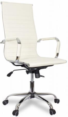 Кресло руководителя College CLG-620 LXH-A (XH-632ALX) экокожа бежевый цена в Москве и Питере