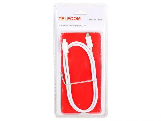Кабель USB 3.1 СM-СM 1м VCOM CU400