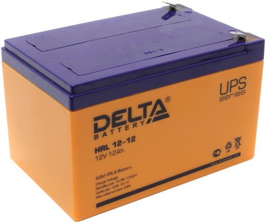 Батарея Delta HRL 12- 12Ач 12B