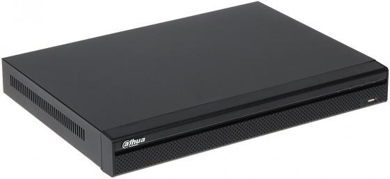 Видеорегистратор сетевой Dahua DHI-NVR4216-4KS2 2хHDD 6Тб HDMI VGA до 16 каналов dahua original 16ch 3mp h2 64 ipc hfw1320s 16pcs bullet ip security camera poe dahua dhi nvr4216 16p 4ks2 waterproof camera kit