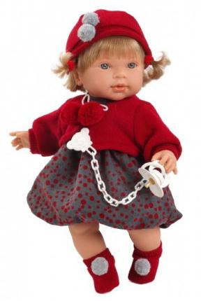 Кукла Llorens Анна 42 см llorens кукла 48 см llorens