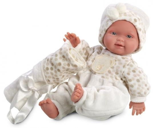 Кукла Llorens Бэбито c одеялом 26 см куклы и одежда для кукол llorens кукла бэбито 26 см c одеялом