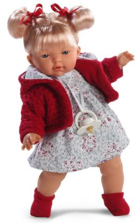 Кукла Llorens Изабела 33 см со звуком куклы и одежда для кукол llorens кукла изабела 33 см со звуком
