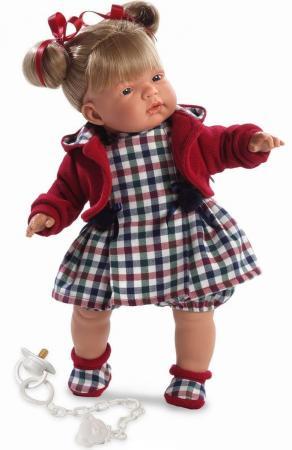 Кукла Llorens Катя (38308) 38 см llorens кукла жоэль 38 см llorens