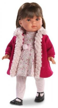 Кукла Llorens Лаура (L 54515) 45 см кукла llorens кукла лаура 45 см l 54501