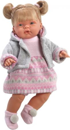 Кукла Llorens Рут 38 см llorens кукла жоэль 38 см llorens