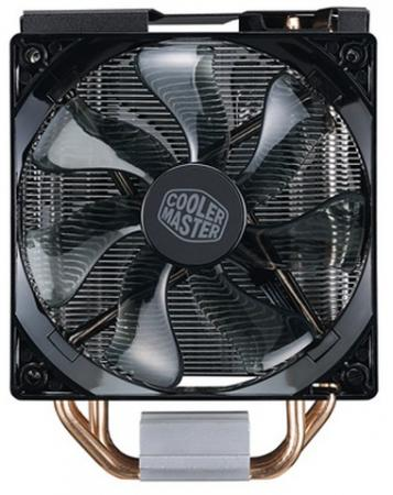 Купить Кулер для процессора Cooler Master CPU Cooler Hyper 212 Turbo Red LED Socket 2066/2011-3/2011/1366/1156/1155/1151/1150/775 RR-212TR-16PR-R1