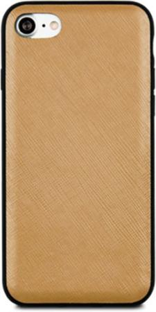 Чехол dbramante1928 London LOI7CASA5003 для iPhone 7 коричневый