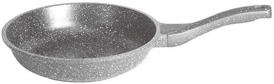 Сковорода Supra Tedory SAD-T202F круглая 20см ручка несъемная (без крышки) темно-серый (SAD-T202F MARBLE) сковорода supra tedory sad t262f 26см sad t262f marble