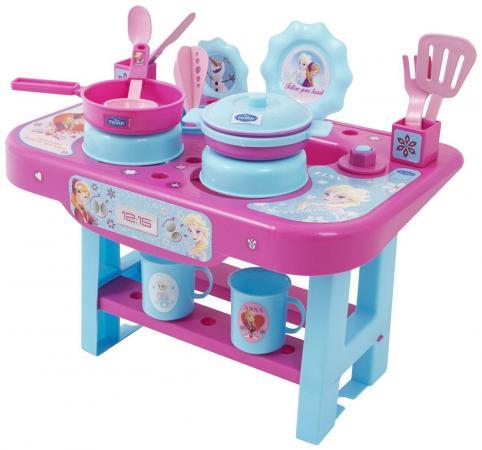 цена на Игровой набор Bildo кухня малая «Холодное сердце» B 8702