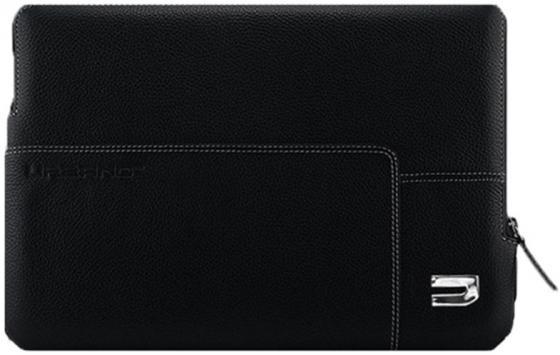 Чехол для ноутбука MacBook Pro 13 Urbano Leather Sleeve кожа черный UZRS2016-13-01 аксессуар чехол macbook pro 13 speck seethru pink spk a2729