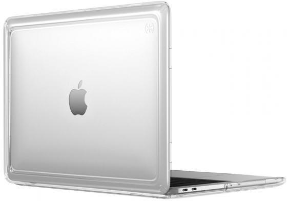 Чехол-накладка для ноутбука MacBook Pro 13 Speck Presidio Clear пластик прозрачный 91219-5085