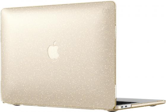 "Чехол для ноутбука MacBook Pro 13"" Speck SmartShell Glitter пластик прозрачный 90207-5636 цена и фото"