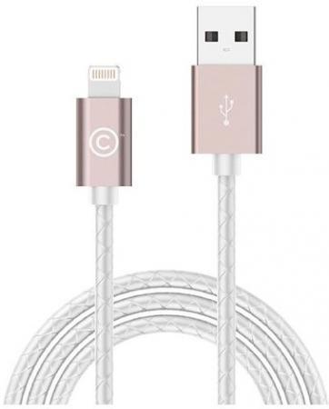 Кабель LAB.C USB-Lightning 1.8м розовый LABC-511-RG rombica digital ig 02 usb apple lightning mfi white кабель 0 35 м