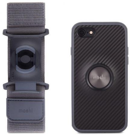 Чехол Moshi Endura Armband 99MO086009 для iPhone 7 чёрный