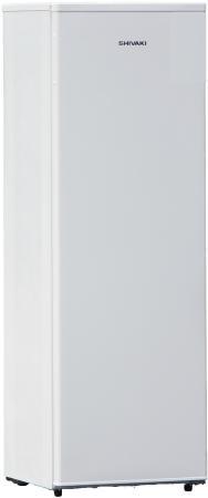 Морозильная камера SHIVAKI FR-1701NFW белый морозильная камера shivaki sfr 170nfs