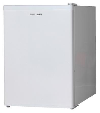 Холодильник SHIVAKI SDR-062W белый холодильник с морозильной камерой shivaki sdr 062w