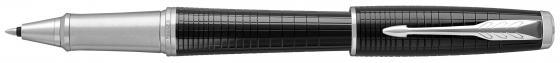 Ручка-роллер Parker Urban Premium T312 Ebony Metal CT черный F 1931614
