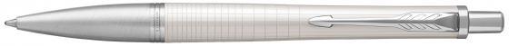 Шариковая ручка автоматическая Parker Urban Premium K312 Pearl Metal CT синий M 1931611 parker шариковая ручка parker s0808170
