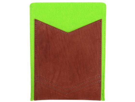 Чехол IQ Format универсальный для планшетов 8 зеленый