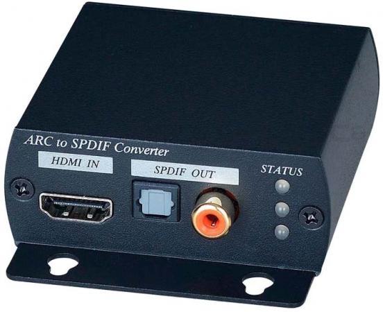 Преобразователь SC&T ARC01 цифрового аудио из HDMI nowley 8 5634 0 1