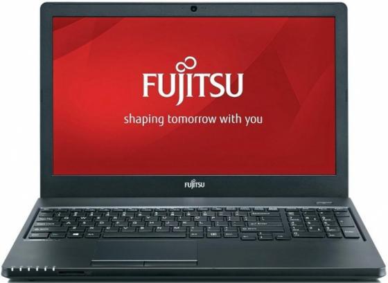 Ноутбук Fujitsu LifeBook A555 15.6 1366x768 Intel Core i3-5005U 500Gb 4Gb Intel HD Graphics 5500 черный DOS LKN:A5550M0009RU ноутбук f5 571 ci5 4210u 15 4gb 500gb w10 nx g9zer 004 acer aspire f5 571 594n 15 6 1366 768 intel core i5 4210u intel hd graphics 4gb hdd 500gb win10 dvd super multi dl drive black nx g9z