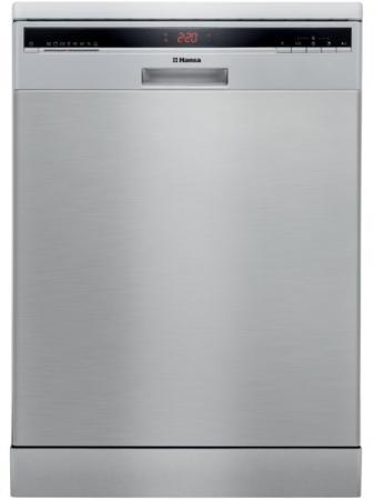 Посудомоечная машина Hansa ZWM 628 IEH серебристый цена и фото