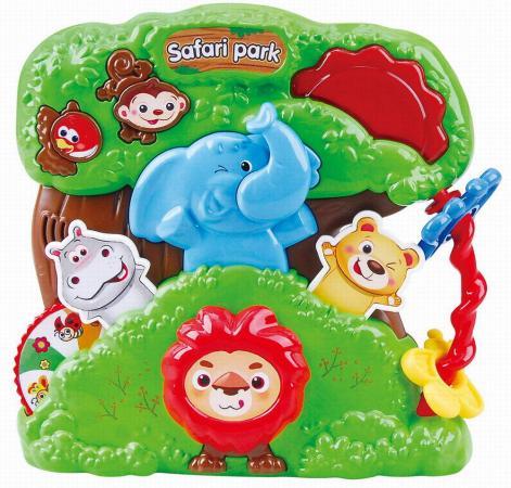 Развивающая игрушка PLAYGO Сафари парк набор для ванной playgo утята 2430