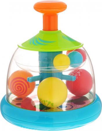 Юла Playgo Развивающая игрушка Юла с шарами playgo развивающая игрушка мое первое пианино цвет желтый