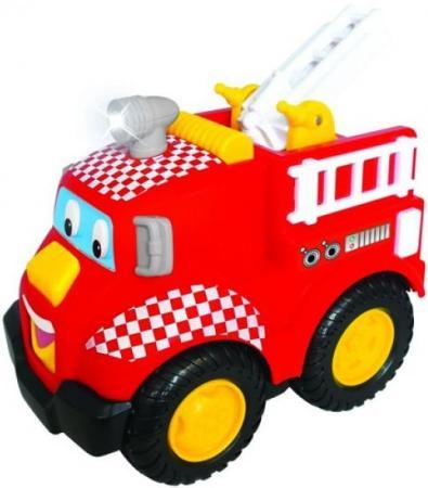 Развивающая игрушка KIDDIELAND Пожарная машина 049338 kiddieland радиоуправляемая машинка kiddieland пожарная машина