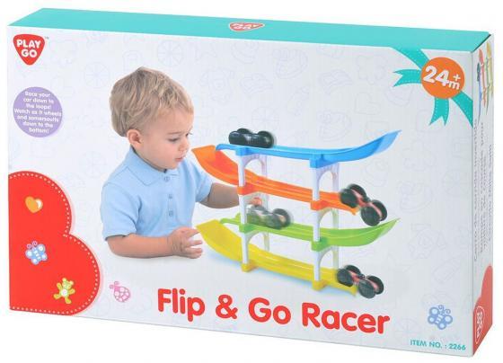 Развивающая игрушка PLAYGO Трек с машинками сортеры playgo развивающая игрушка самолет сортер