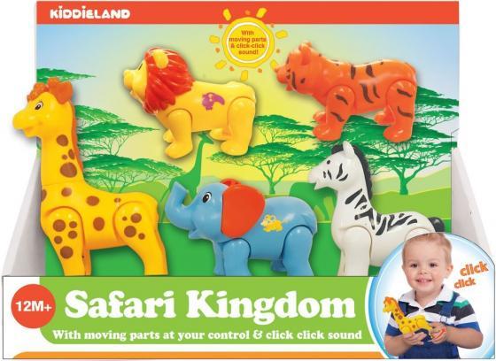 Развивающая игрушка KIDDIELAND Мир сафари 054106 kiddieland набор музыкальных инструментов kiddieland
