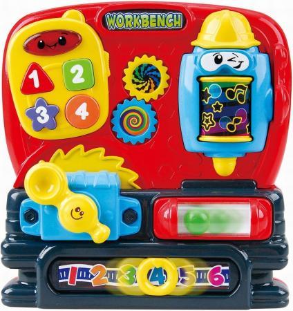 Развивающая игрушка PLAYGO Мастерская 1012 сортеры playgo развивающая игрушка самолет сортер