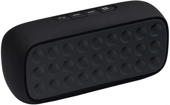 Портативная акустика Ginzzu GM-982B черный колонка ginzzu gm 982b