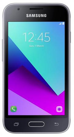 Смартфон Samsung Galaxy J1 Mini Prime черный 4 8 Гб LTE Wi-Fi GPS 3G SM-J106FZKDSER смартфон micromax q338 черный 5 8 гб wi fi gps 3g