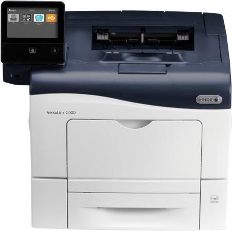Принтер Xerox VersaLink C400N цветной A4 35ppm 600х600 Ethernet USB versalink c500dn vlc500dn