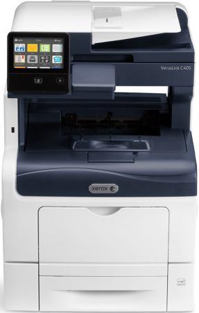 МФУ Xerox VersaLink C405DN цветное A4 35ppm 600x600dpi Ethernet USB C405V_DN мфу xerox versalink c405dn цветное лазерное a4 35 стр мин 700 листов duplex fax usb wifi ethernet 2048mb