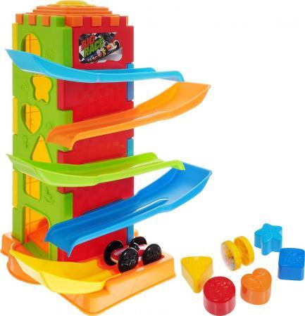 Развивающая игрушка PLAYGO Башня испытаний 5 в1 2268 набор для ванной playgo утята 2430